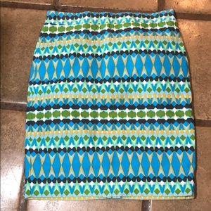 NWOT J Crew Pencil Skirt sz 2 classic style